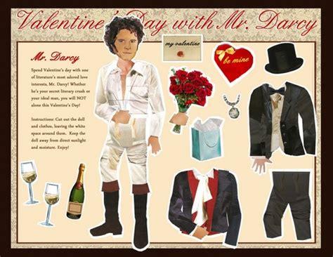 Follow Friday: Mr. Darcy Valentine by MellyMo