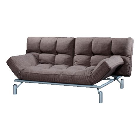 Sofa Lazada clo creative modern 3 seater fabric sofa bed brown