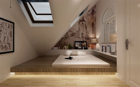 how to use spaces steeple attic space design