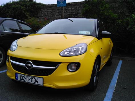 opel yellow 100 opel adam yellow 2013 opel adam u2013 car