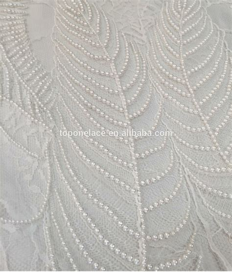 beaded tulle fabric alibaba wholesale beaded embroidery lace