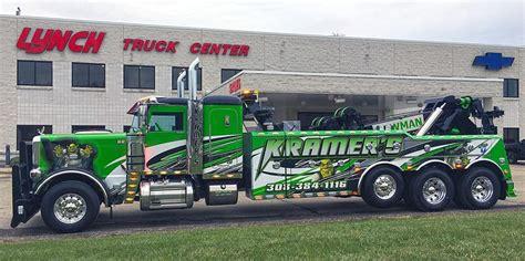 heavy duty tow trucks specifications info lynch
