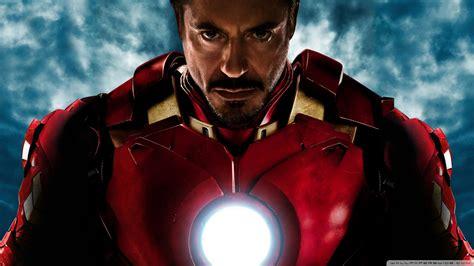 tony stark iron man  ultra hd desktop background