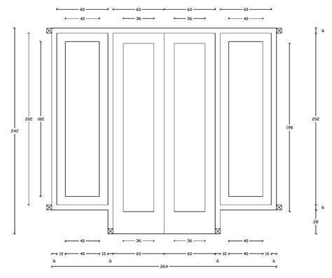 Kulkas 2 Pintu Ukuran Besar ukuran standar pintu dan jendela rumah minimalis lengkap