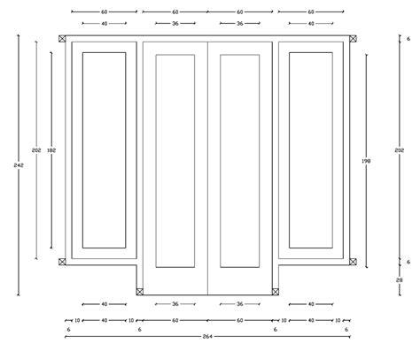 Ukuran Kusen Pintu Dan Jendela Rumah Minimalis   bebbyZone