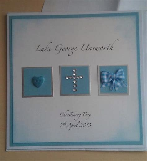 how to make a baptism card christening card christening and cards on