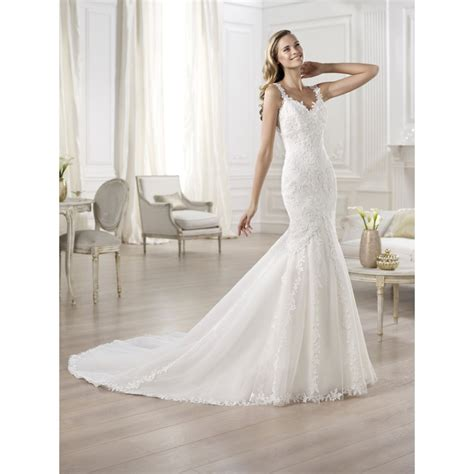 Pronovias Brautkleider by Omilu Pronovias 2014 Wedding Dress Sle Sale Fashion