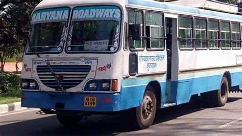 haryana roadways buses   roads newsx