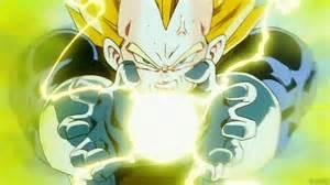 final flash vegeta cell 12
