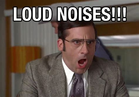 Loud Noises Meme - the coach s top 10 reasons not to house share home