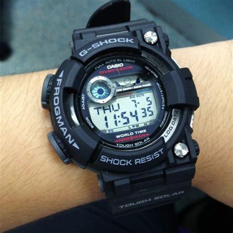 Jam Tali Jam Casio Gshock Frogman Gw 200 Gw 200 Gw200 5 jam tangan casio g shock yang paling populer mave