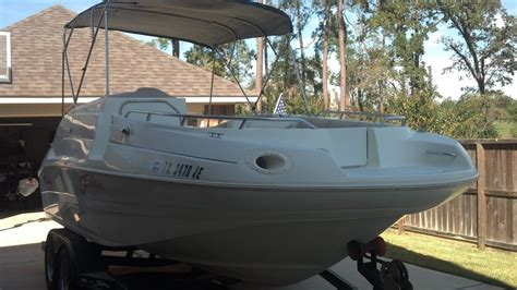 1999 mariah deck boat jubilee mariah jubilee 1999 for sale for 5 000 boats from usa