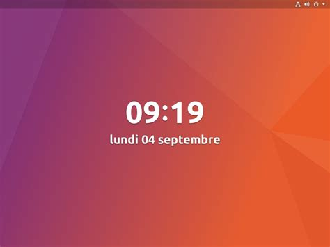 gnome lock screen themes here s what ubuntu 17 10 s default gnome shell theme and
