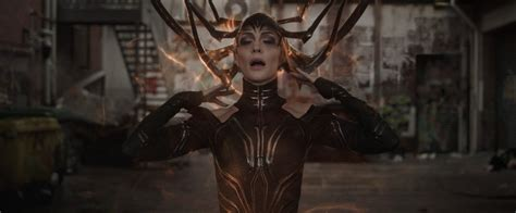 thor ragnarok screenshots of surtur hela more from thor