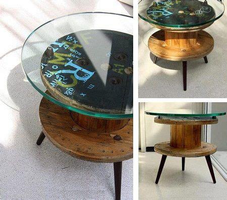 imagenes guardadas en carrete mesa de centro con superficie de vidrio en carrete de