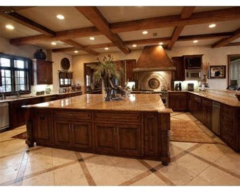 High End Kitchen Islands Large Kitchen Island Kenangorgun