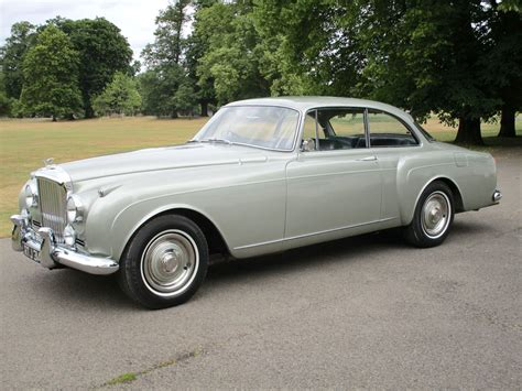 bentley coupe 1962 bentley s2 continental coupe coys of kensington