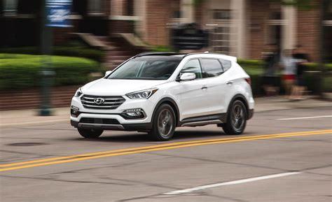 hyundai sante fe los carros m 225 s seguros de 2018 en estados unidos lista