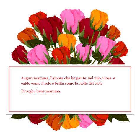 festa della mamma fiori 1001 idee per frasi festa della mamma tutte da copiare