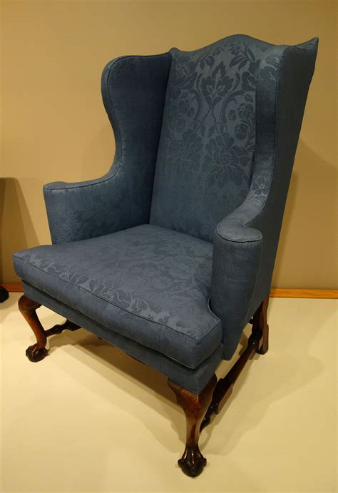 A Wing And A Chair by Wing Chair