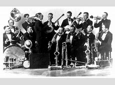 Early Jazz Bands and Jug Bands Photo Gallery 1920s Jazz