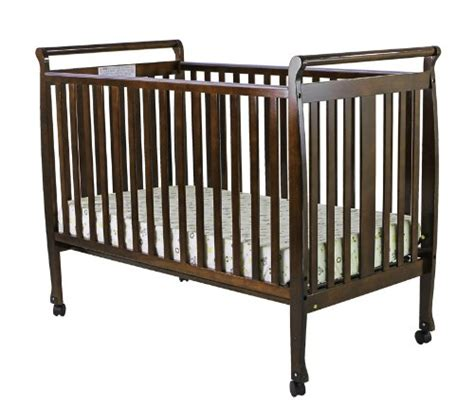 Sleigh Convertible Crib Deals On Me 2 In 1 Convertible Sleigh Stationary Side Crib Espresso This Shopping
