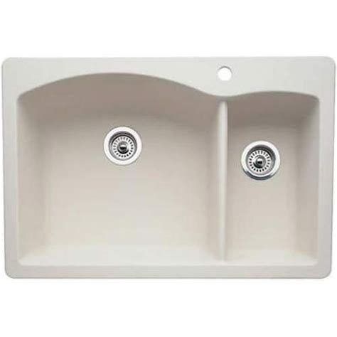 Blanco 441282 Diamond Truffle Kitchen Sinks Sinks Kitchen Sink Blanco