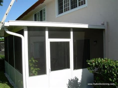 Aluminum Screen Enclosure Insulated Aluminum Roof Screen Enclosure Yelp
