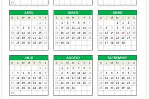 Calendario 52 Semanas 2016 Pago Planilla 2016 Panama Calendario