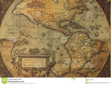ancient american map america travel map