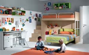 Small Bedroom Ideas For Two Kids That Share Decoraci 243 N De Dormitorios Para Ni 241 Os Tendencias 2017