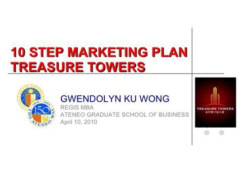 Regis Mba Marketing by 10 Step Marketing Plan