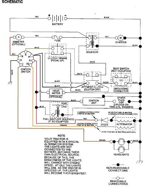 Craftsman Lt2000 Wiring Diagram 2 Wiring Diagrams