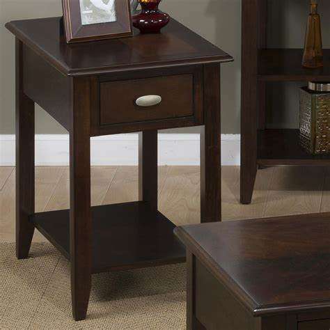 chairside table by drive jofran merlot chairside table for small spaces boulevard