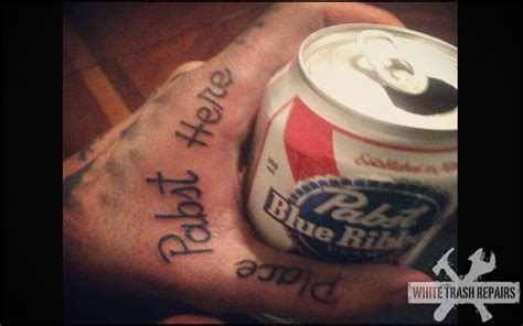 white trash tattoo white trash tattoos www pixshark images galleries