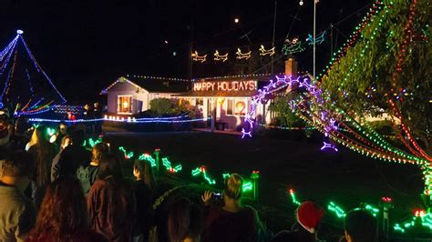 concord s mr christmas retires from holiday light show