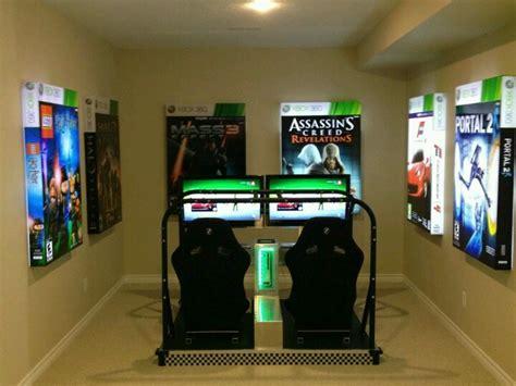 gamer home decor amazing gamer room entertainment fun video games