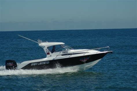 boats online whittley whittley sea legend 2600 boat review boats online
