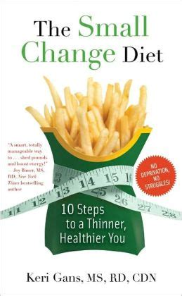 the health booklet simple steps proven to transform your health books book review the small change diet 10 steps to a thinner