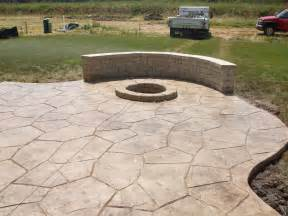 build sted concrete patio ideas rberrylaw