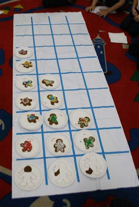 floor graph ideas prekinders