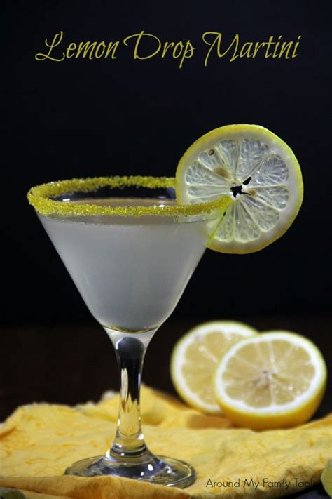 lemon drop martinis lemon drop martini lemon drops and martinis on pinterest