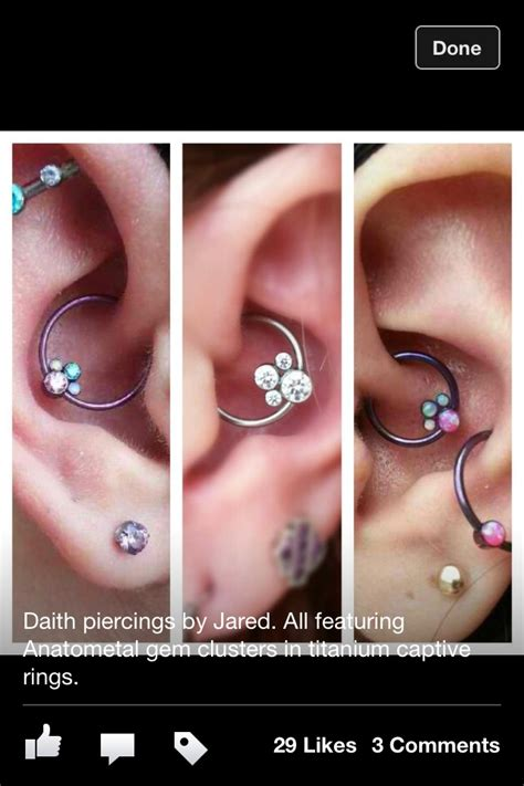 17 best images about piercings on pinterest daith