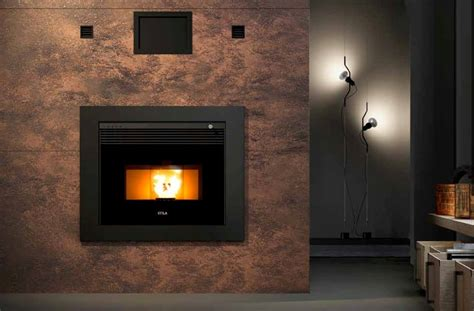 anselmo cola top 80 duct ll1mb90y pellet fireplace