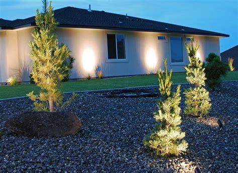 install  voltage outdoor lighting  garden glove