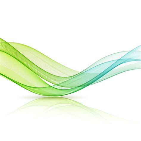 colorful waves abstract colorful waves background free vector graphics