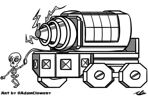 similiar clash of clans pekka coloring pages keywords