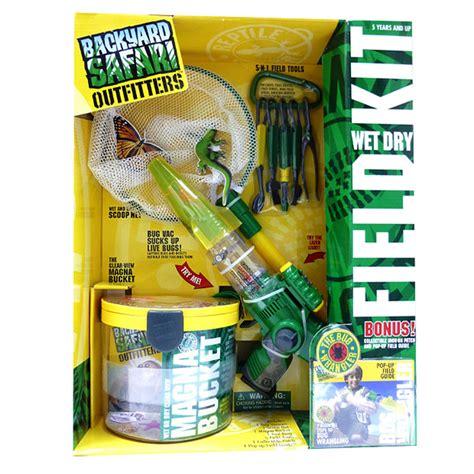 backyard safari toys backyard safari field kit outdoor furniture design and ideas