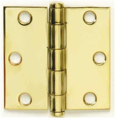 steel full mortise template hinge 5000 plain bearing 3 1 2 quot