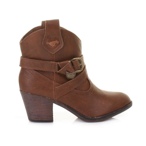 cowboy ankle boots for womens rocket satire cowboy western ankle boots
